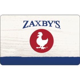 Zaxby's $50 Value Gift Cards - 2 x $25