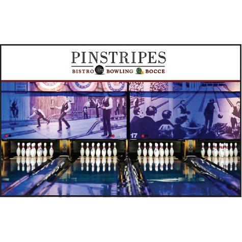 Pinstripes $100 Gift Card - 2 x $50