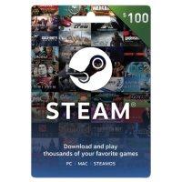 Steam $100 Gift Card