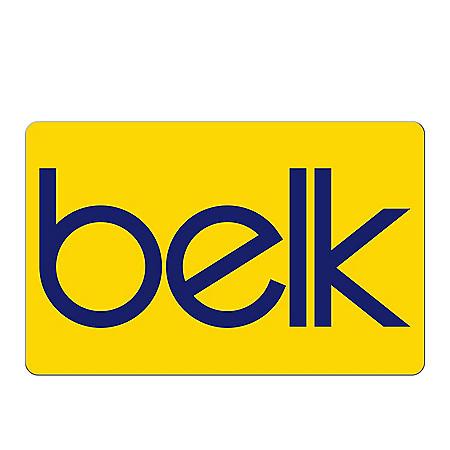 Belk $25 eGift Card (Email Delivery)