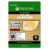 Grand Theft Auto V: Whale Shark Cash Card (Xbox One) -  Digital Code (Email Delivery)