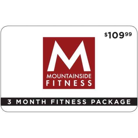 Mountainside Fitness - 3-Month Membership for $110