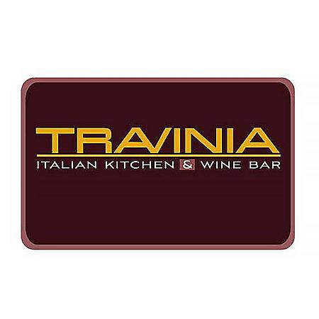 Travinia Italian Kitchen Wine Bar 50 Gift Card Sam S Club