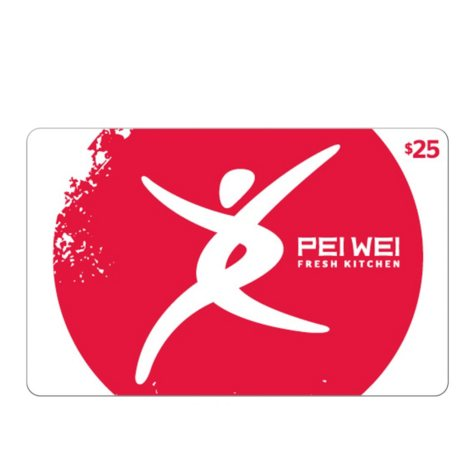 Pei Wei Gift Cards - 3 x $25