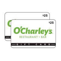 Deals on $50 O'Charley's Value Gift Cards