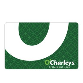 O'Charley's eGift Card - Various Amounts (Email Delivery)