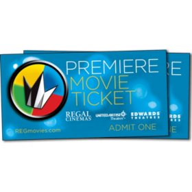 Regal - 2 Tickets
