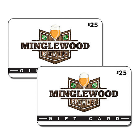 Minglewood Brewery - 2 x $25 for $40