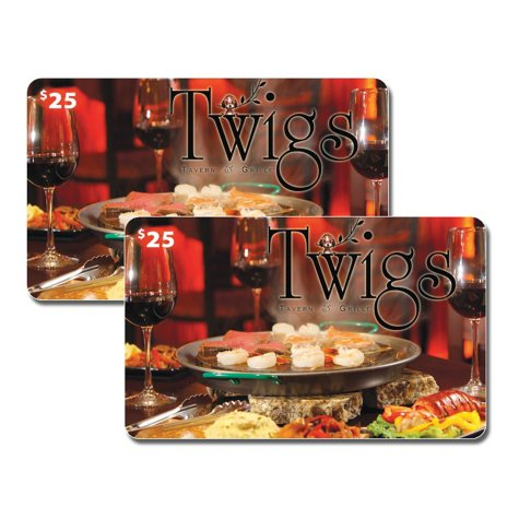 Twigs Tavern & Grille - 2 x $25 for $40