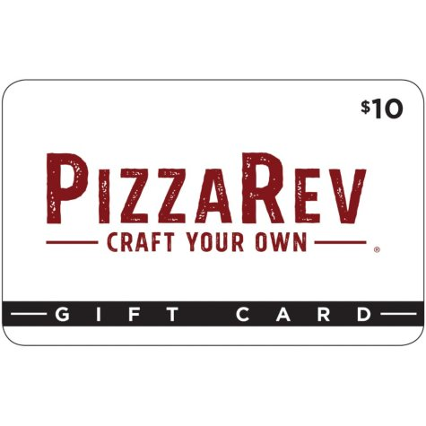 Pizza Rev Corporate 5 x $10 for $40