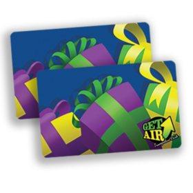 Get Air Trampoline Park $50 Gift Cards - 2/$25