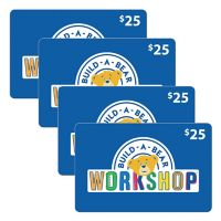 Deals on $100 Build-A-Bear Workshop Gift Card