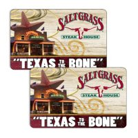 Deals on $120 Saltgrass Steakhouse Gift Cards