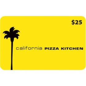 California Pizza Kitchen 100 Value Gift Cards 4 X 25