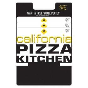 California Pizza Kitchen Gfit Cards - 3 x $15