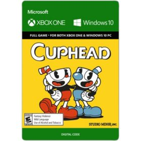 Cuphead (Xbox One) - Digital Code