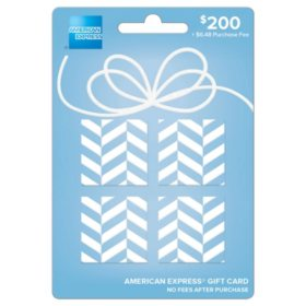 $200 American Express Gift Card