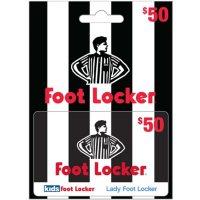 Foot Locker $50 Gift Card