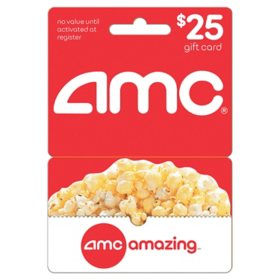 AMC Theatres Gift Card - $25