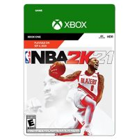 NBA 2K21 (Xbox One) - Digital Code (Email Delivery)