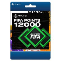 FIFA 21 Ultimate Team 12,000 Points (PlayStation 4) - Digital Code (Email Delivery)