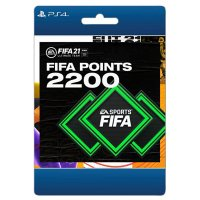 FIFA 21 Ultimate Team 2200 Points (PlayStation 4) - Digital Code (Email Delivery)