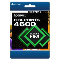 FIFA 21 Ultimate Team 4600 Points (PlayStation 4) - Digital Code (Email Delivery)