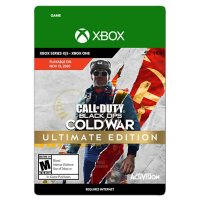 Call of Duty: Black Ops Cold War Ultimate Edition (Xbox) - Digital Code (Email Delivery)
