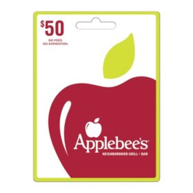 Applebee's $50 Gift Card