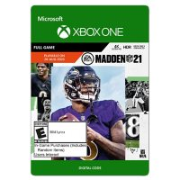 Madden NFL 21 (Xbox One) - Digital Code (Email Delivery)