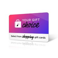 Your Gift Choice Shopping eGift Card - Various Amounts (Email Delivery)