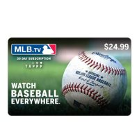MLB.TV 30 Day Subscription (Email Delivery)
