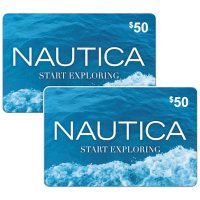 Deals on $100 Nautica Value Gift Cards