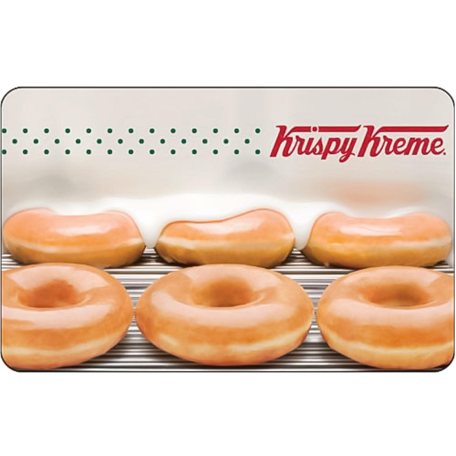 Krispy Kreme $25 Value Gift Card