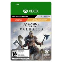 Assassin's Creed Valhalla Gold Edition (Xbox)- Digital Code (Email Delivery)