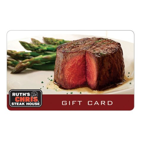 Ruth's Chris Steak House - $100 Value (Rogers, AR location only)