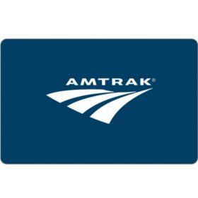 AmTrak $50 Gift Card