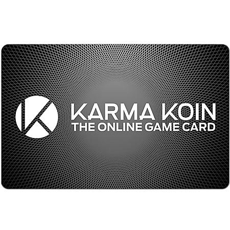 Karma Koin eGift Card - Various Values (Email Delivery)