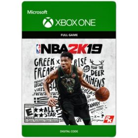 NBA 2K19 (Xbox One) - Digital Code