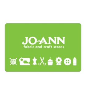 JoAnn $25 eGift Card (Email Delivery)