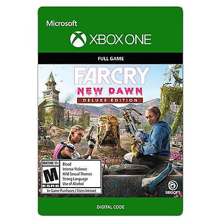 Far Cry 5 Deluxe Edition (Xbox One) - Digital Code - Sam's Club