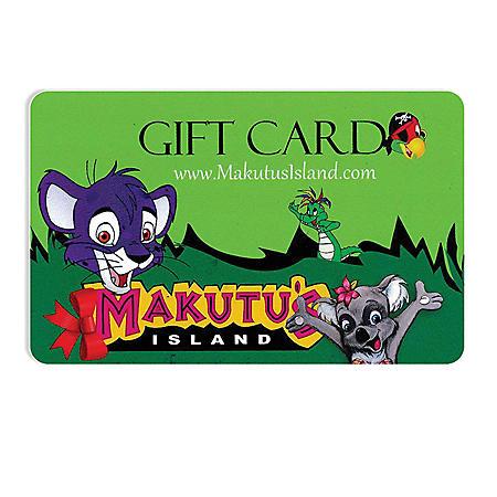 MAKUTU'S ISLAND $100 SD 1 X $100