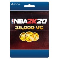 NBA 2K20 75,000 Virtual Currency (PlayStation 4) - Digital Code (Email Delivery)