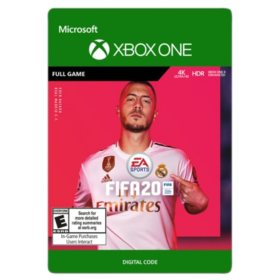 FIFA 20: Standard Edition (Xbox One) - Digital Code