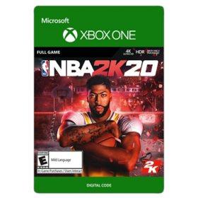 NBA 2K20 (Xbox One) - Digital Code