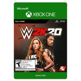WWE 2K20 (Xbox One) - Digital Code