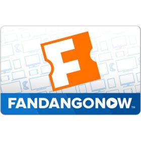 FandangoNOW $50 eGift Card (Email Delivery)