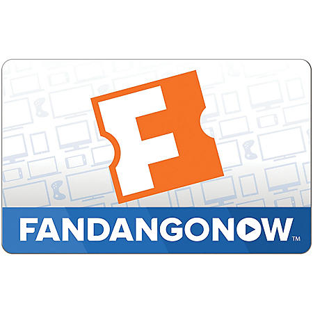 FandangoNOW $25 eGift Card (Email Delivery)