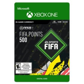 FIFA 20 ULTIMATE TEAM FIFA POINTS 500 (Xbox One) - Digital Code
