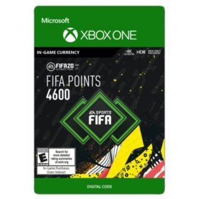 FIFA 20 ULTIMATE TEAM™ 4600 POINTS (Xbox One) - Digital Code